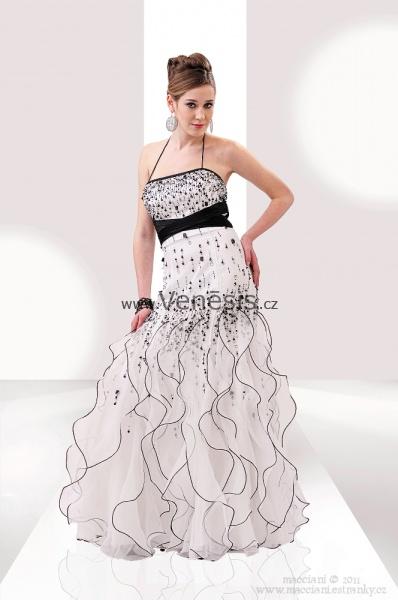 Viděli jste nás - Plesové šaty AKCE a241c12467