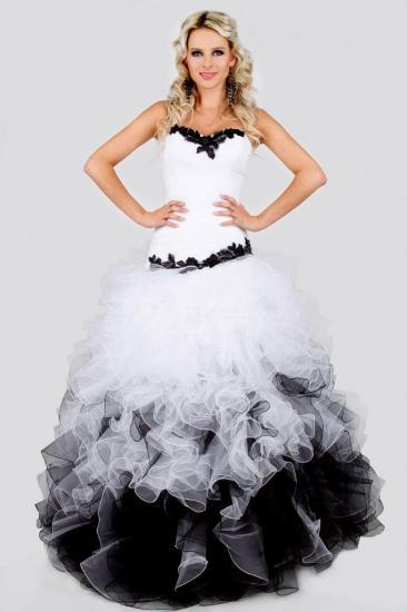 51ec3362ed0 Dlouhé šaty - NONA - Plesové šaty AKCE