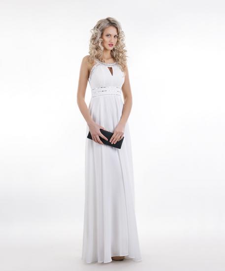 c9ac2cd3ffa Dlouhé šaty - ANGEL - Plesové šaty AKCE