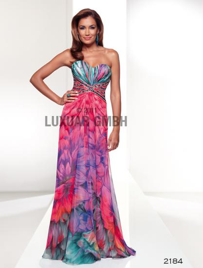 Dlouhé šaty - MORGAN - Plesové šaty AKCE 1c226f2cac5