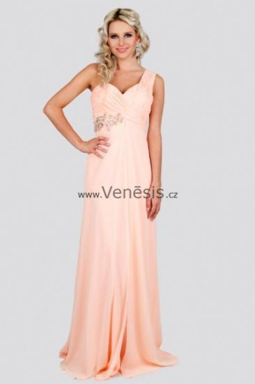 280b40bfae0 Dlouhé šaty - CAROL - Plesové šaty AKCE