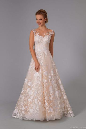 39c743758df9 Svatební šaty - MARCIANO - Plesové šaty AKCE