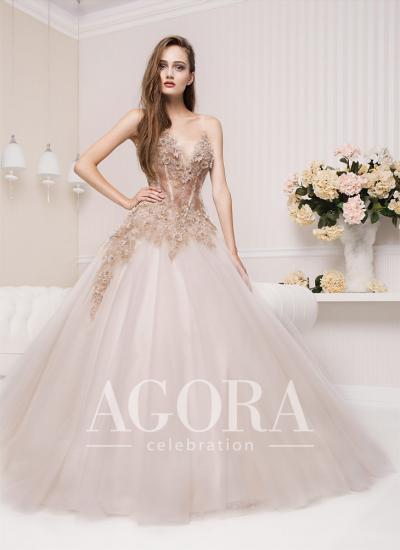 5cf6df173c9 Svatební šaty COURTNEY svatební salon VENESIS. Svatební šaty - BRIGITA
