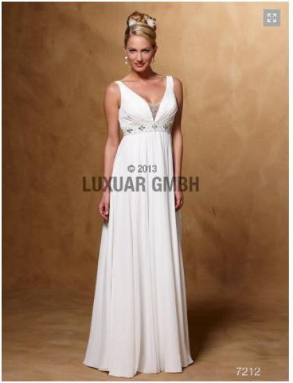 d89fcfbdd17d Svatební šaty - VIRGINIA - Plesové šaty AKCE