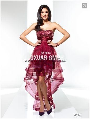 0883c0629fb Koktejlové šaty - Plesové šaty AKCE