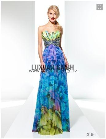 58edb9714f5c Společenské večerní šaty salonu Venesis a Dianthe