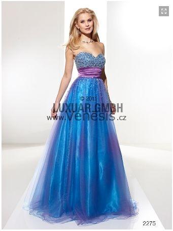 260d4765a828 Společenské šaty ze salonu Venesis a Dianthe