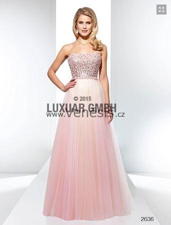 27d8690e4ee Plesové šaty - Plesové šaty AKCE