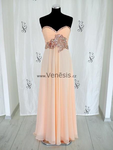 Plesové šaty - Plesové šaty AKCE b236f7aa4c0