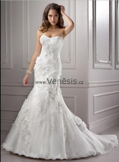 f2817547b68 Svatební šaty SELMA ze svatebního salonu VENESIS